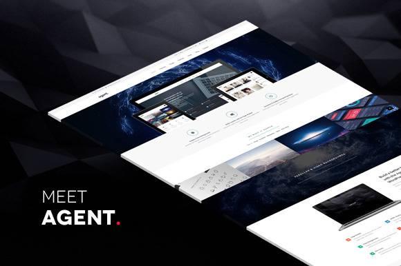 WordPress主题 Agent 创意多用途 深度汉化模板[v更新至v1.3]