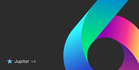 WordPress主题 Jupiter 多用途简洁,灵活,完全响应企业主题[更新至v6.1]